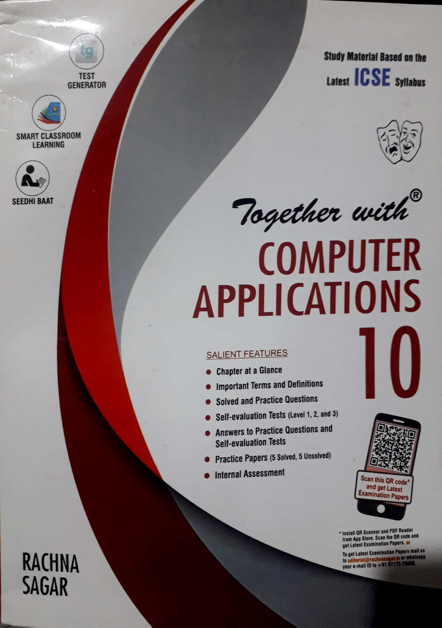 ICSE TOGETHER WITH COMPUTER APPLICATION-10